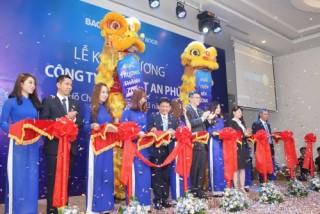 Bảo hiểm Bảo Việt khai trương công ty thành viên tại TP. HCM