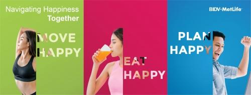 BIDV Metlife ra mắt trang thông tin 'cùng định hướng tương lai hạnh phúc'