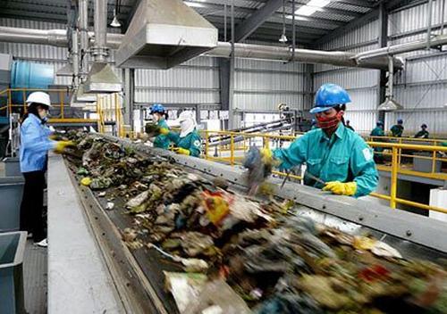 TP.HCM: Đề xuất đấu thầu lựa chọn dự án xử lý chất thải