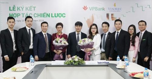 VPBank hợp tác Vinmec triển khai cho vay khách hàng cá nhân
