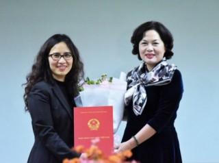 NHNN bổ nhiệm Phó Vụ trưởng Vụ Hợp tác quốc tế