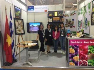 Triển lãm thực phẩm quốc tế Foodexpo