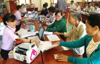 Giám sát việc triển khai nguồn vốn địa phương cho vay ưu đãi