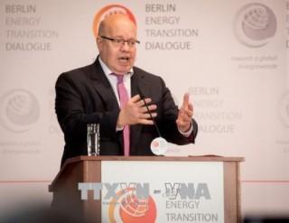 Bộ trưởng Bộ Kinh tế Đức thăm Việt Nam