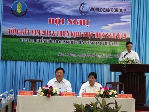 Đẩy mạnh triển khai chuyển đổi nông nghiệp bền vững