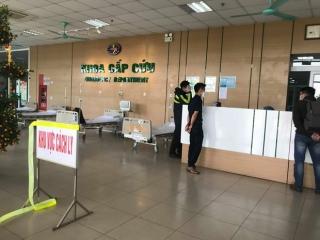 Thông tin chi tiết về ca bệnh 61 tuổi mắc COVID-19 tại Hà Nội