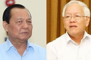 Bộ Chính trị cách chức ông Lê Thanh Hải, cảnh cáo ông Lê Hoàng Quân