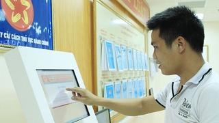 65 dịch vụ công tích hợp, cung cấp trên Cổng DVCQG năm 2020