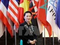 Chủ tịch Quốc hội kêu gọi các Nghị viện AIPA chung tay chống đại dịch COVID-19
