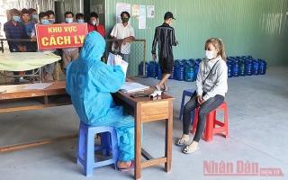5 trường hợp dương tính với SARS-CoV-2 ở Kiên Giang không có nguy cơ lây nhiễm