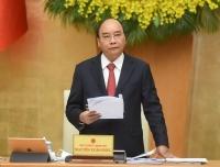 Thủ tướng chủ trì phiên họp Chính phủ thường kỳ tháng 2/2021