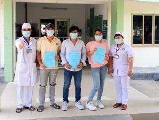 Sáng 4/3: Không có ca mắc mới, 1.898 bệnh nhân được điều trị khỏi