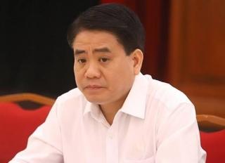Khởi tố bị can Nguyễn Đức Chung về tội lợi dụng chức vụ, quyền hạn