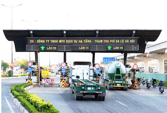Hỗ trợ giá vé phí BOT xa lộ Hà Nội trong thời gian có dịch bệnh COVID-19