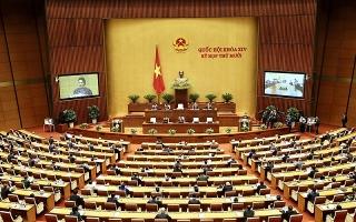 Sáng nay, khai mạc Kỳ họp thứ 11, Quốc hội khóa XIV