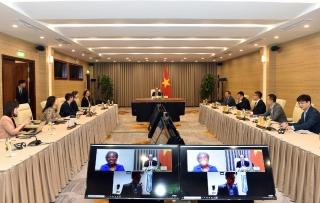 Phó Chủ tịch WB: Việt Nam tiếp tục thúc đẩy lợi thế cạnh tranh