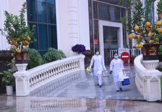 Việt Nam ghi nhận thêm hai ca mắc COVID-19 nhập cảnh trái phép