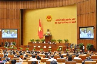 Quốc hội tiến hành quy trình nhân sự chủ chốt Nhà nước, Quốc hội, Chính phủ