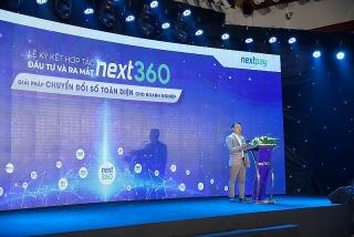 NextPay.vn đầu tư hàng triệu USD vào 3 Startup và ra mắt hệ sinh thái Next360.vn