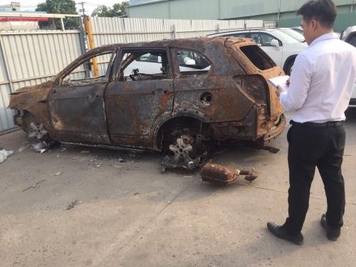 Bảo Việt đẩy mạnh hoạt động bảo hiểm phòng cháy nổ nhà chung cư