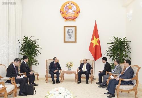 Tập đoàn Maruhan quan tâm đến thị trường tài chính, ngân hàng của Việt Nam