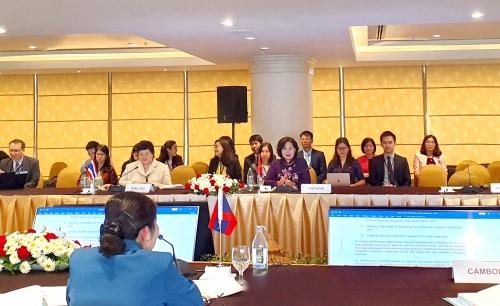 NHNN Việt Nam tham gia Hội nghị Phó Thống đốc NHTW ASEAN lần thứ 15