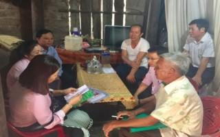 Ban Đại diện HĐQT NHCSXH Quảng Bình giám sát hoạt động tín dụng chính sách
