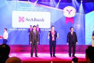 SeABank được vinh danh ở nhiều giải thưởng uy tín