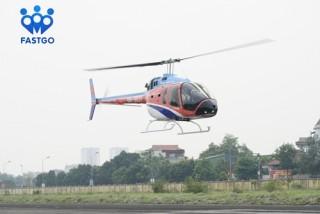 FastGo Việt Nam cung cấp dịch vụ gọi trực thăng trên smartphone