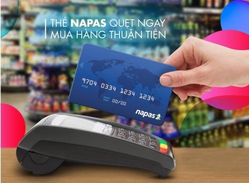 Thanh toán bằng thẻ ATM Napas tại Vinmart được hưởng lợi kép