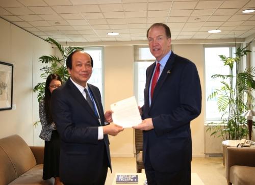 WB: Cổng dịch vụ công quốc gia là cải cách ấn tượng của Việt Nam
