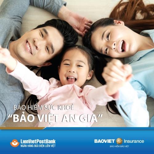 LienVietPostBank và Bảo Việt ra mắt bảo hiểm sức khỏe trực tuyến