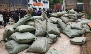Xử lý nghiêm vụ buôn lậu tại Lạng Sơn