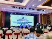 Hội nghị toàn quốc triển khai công tác Hội Nhà báo Việt Nam năm 2019