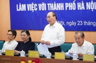 Tiểu ban Kinh tế - Xã hội Đại hội XIII của Đảng làm việc với TP. Hà Nội và 12 tỉnh, thành phố