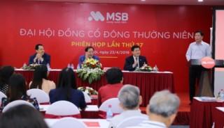 MSB sẽ chính thức niêm yết vào quý III/2019