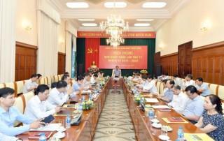 Học tập và làm theo tư tưởng, đạo đức, phong cách Hồ Chí Minh trong ngành Ngân hàng