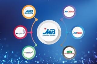 MB thành công với mô hình tập đoàn tài chính đa năng