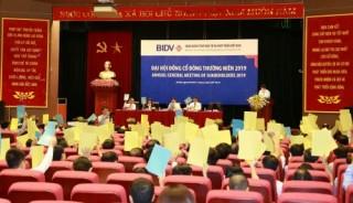 Đại hội đồng cổ đông BIDV: Nhiều vấn đề vẫn bỏ ngỏ