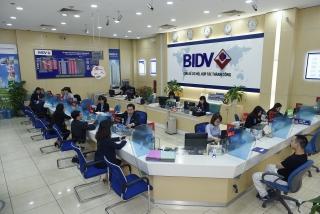 Mỗi giao dịch online, khách hàng đã cùng BIDV góp 1.000 đồng ủng hộ chống dịch Covid-19