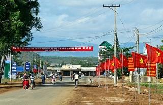 Huyện Đức Trọng, tỉnh Lâm Đồng đạt chuẩn nông thôn mới