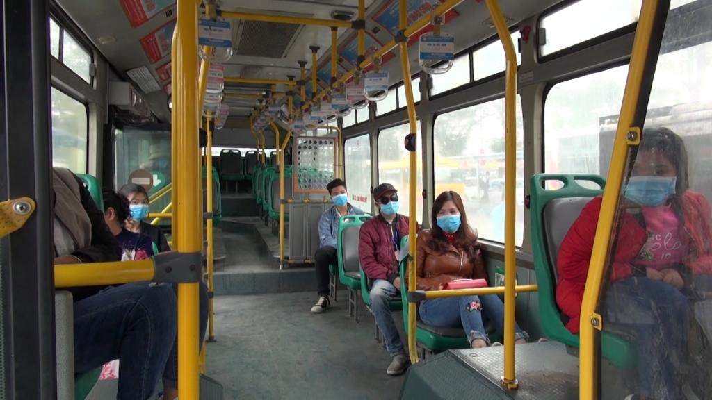 Hướng dẫn phòng, chống dịch Covid-19 trên các phương tiện giao thông