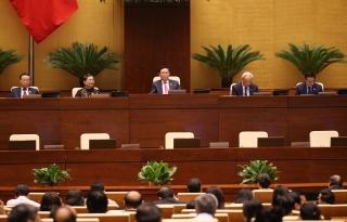 Ngày 1/4, Quốc hội sẽ thực hiện quy trình nhân sự về chức danh Thủ tướng Chính phủ