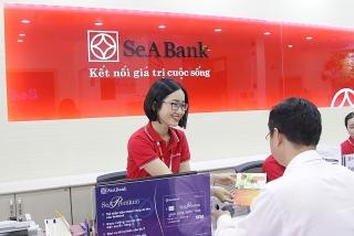 Lợi nhuận trước thuế quý I năm 2021 của SeABank đạt hơn 698 tỷ đồng