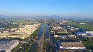 Sắp có khu công nghiệp sạch hơn 300 ha tại huyện Sóc Sơn