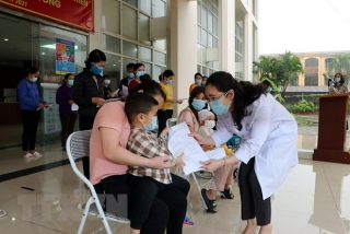Sáng 8/4: Việt Nam không ghi nhận ca mắc mới, điều trị khỏi 2.429 ca