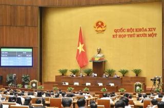 Hôm nay, Quốc hội hoàn tất công tác nhân sự và họp phiên bế mạc