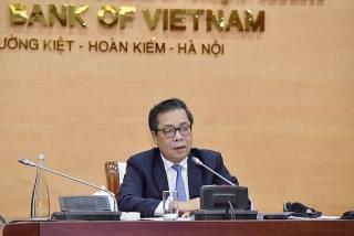 Phó Thống đốc Nguyễn Kim Anh chủ trì tọa đàm trực tuyến giữa NHNN Việt Nam và Hội đồng Kinh doanh Hoa Kỳ - ASEAN