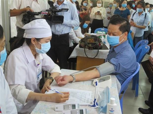 khong ghi nhan ca mac moi covid 19 gan 81000 nguoi duoc tiem vaccine