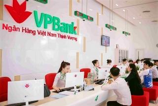 Linh hoạt và đa dạng hóa doanh thu, VPBank tăng trưởng vượt kế hoạch trong quý đầu năm